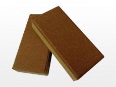 内蒙古浅棕透水砖