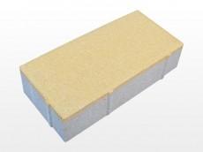内蒙古深黄透水砖