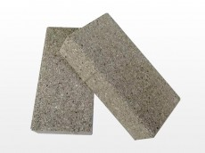 内蒙古芝麻白透水砖