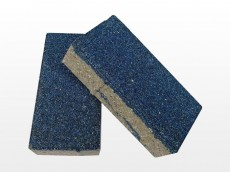 安徽蓝色透水砖